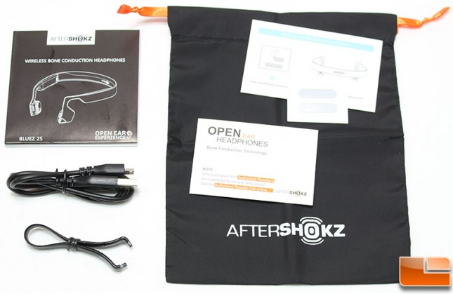 AfterShokz Gamez Accessories