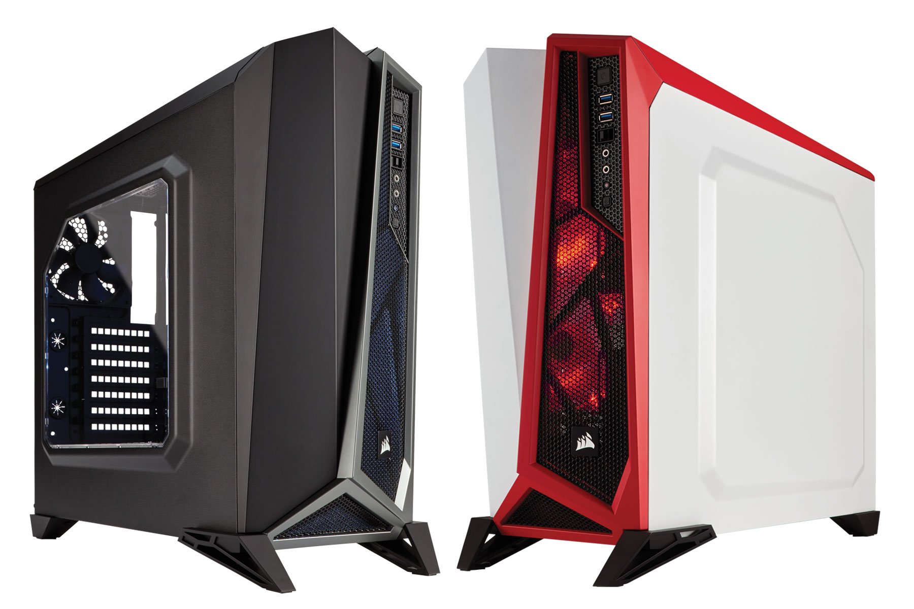 Corsair Spec Alpha Gaming Case Now Available For 79 99