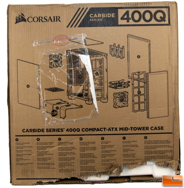 Corsair Carbide 400Q Box