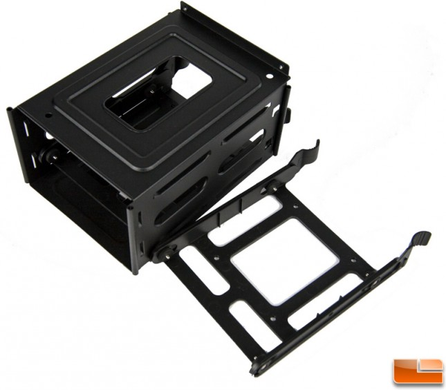 Corsair Carbide 400Q Drive Cage