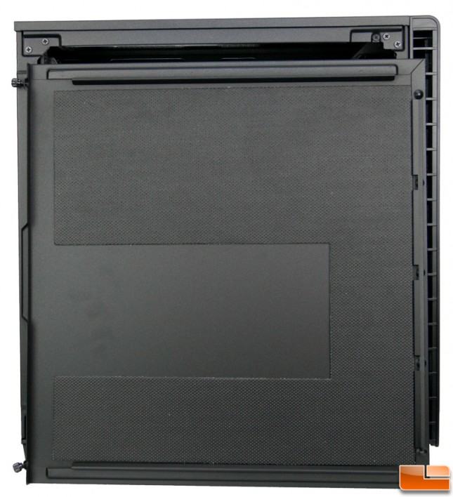 Corsair Carbide 400Q Left Panel Soundproofing