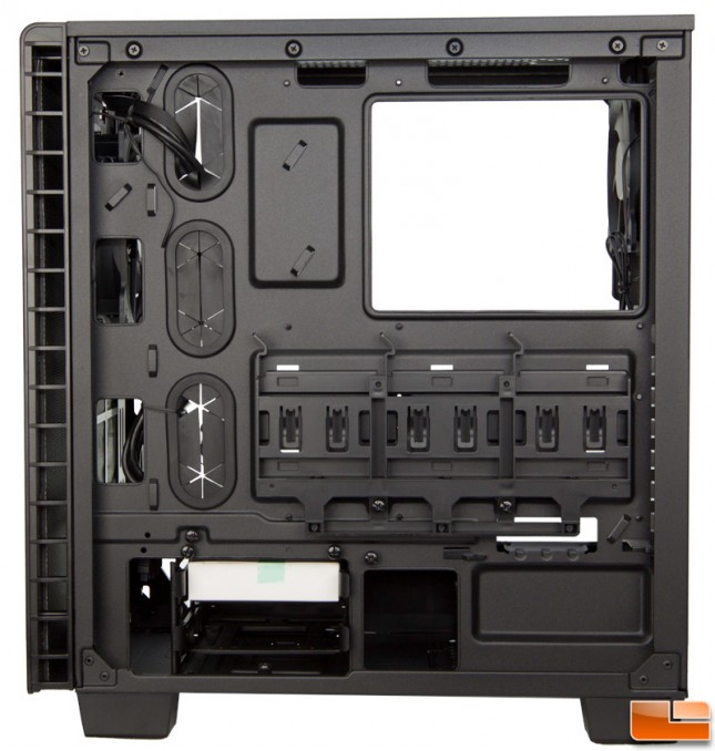 Corsair Carbide 400Q Interior Right Side