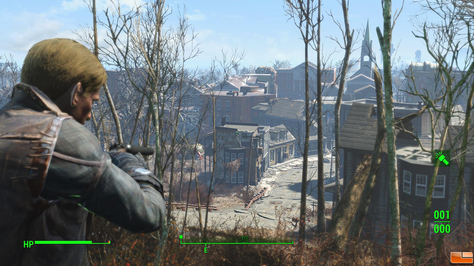 21 9 Fallout 4: XFX Radeon R9 Fury Triple Dissipation Video Card Review