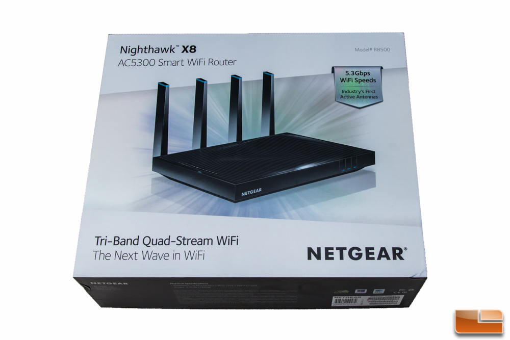 Netgear Nighthawk X8 R8500 AC5300 WiFi Router Review - Legit ...