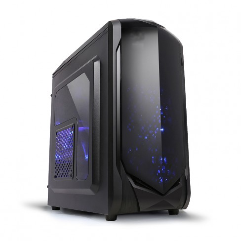 SPITZER Gaming PC Cases Announced By X2