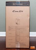 Thermaltake Core X71 - Box Side