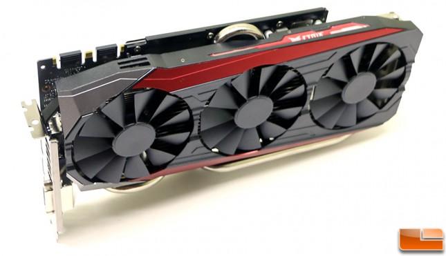 ASUS GeForce GTX 980 Ti Strix