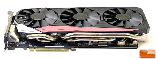ASUS GeForce GTX 980 Ti Strix Cooler