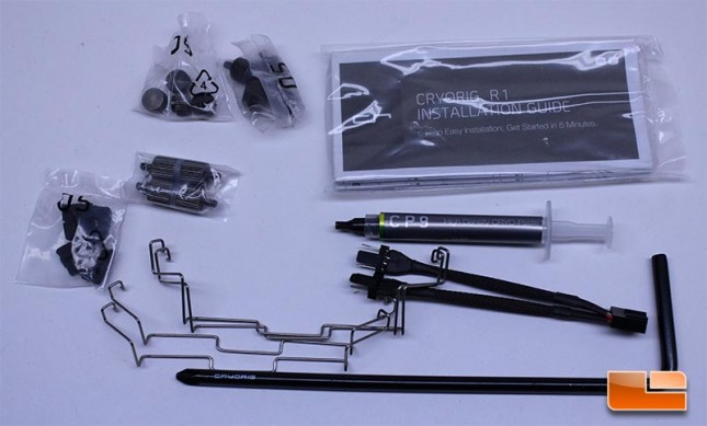 R1 Ultimate accessory kit
