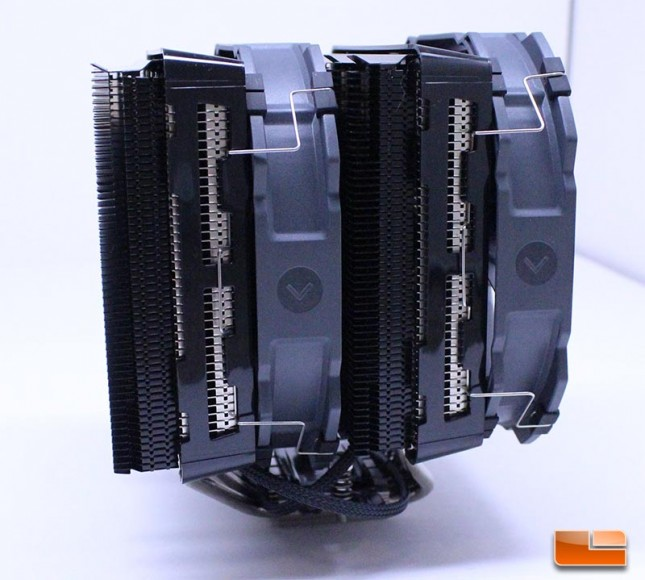 CryoRig R1 Ultimate Side View