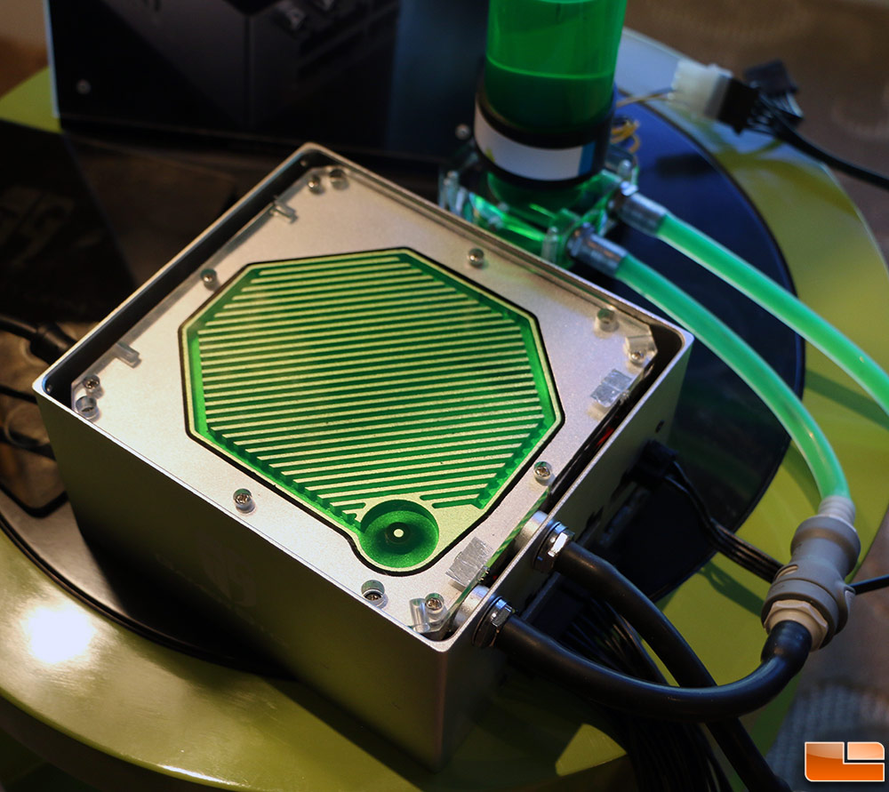 Deepcool Shows Off Water Cooled Power Supply At Ces 2016