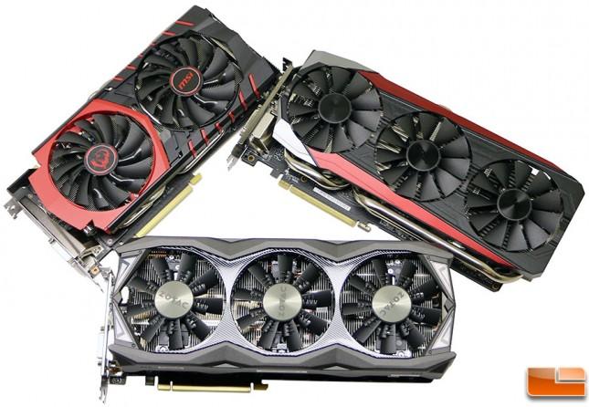 NVIDIA GeForce GTX 980 Ti Roundup