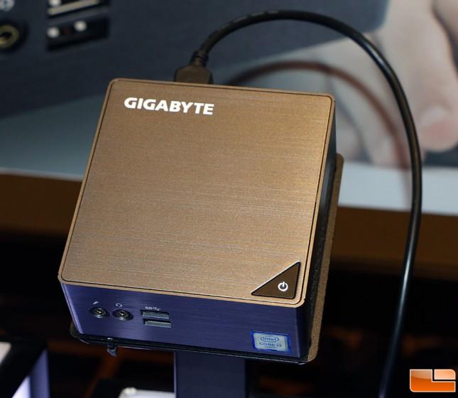 Gigabyte Brix PC