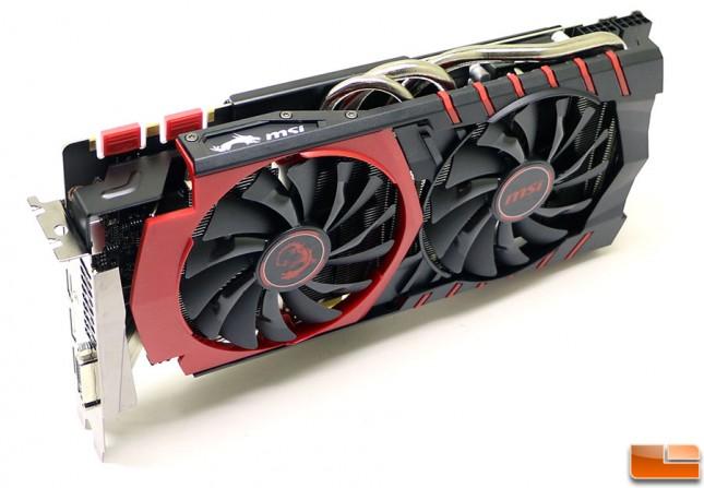 MSI GeForce GTX 980 Ti Gaming OC