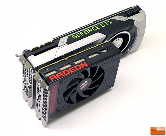 Radeon R9 Nano vs. Geforce GTX 980