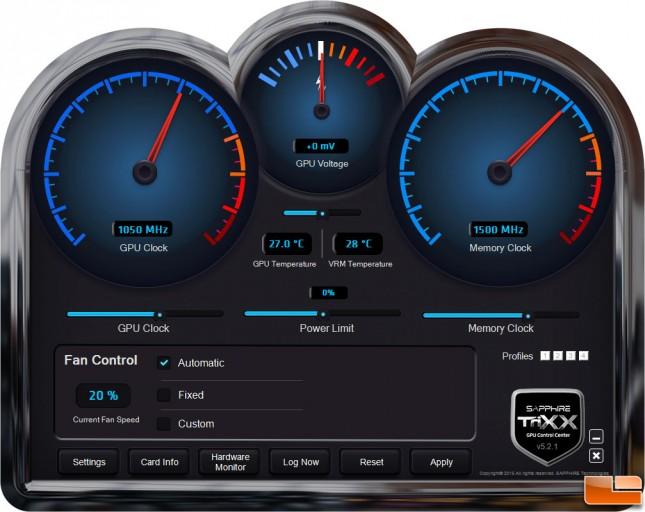 trixx OC Utility