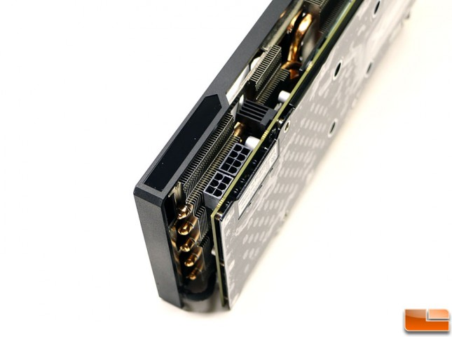 XFX Radeon R9 390 Power Connector