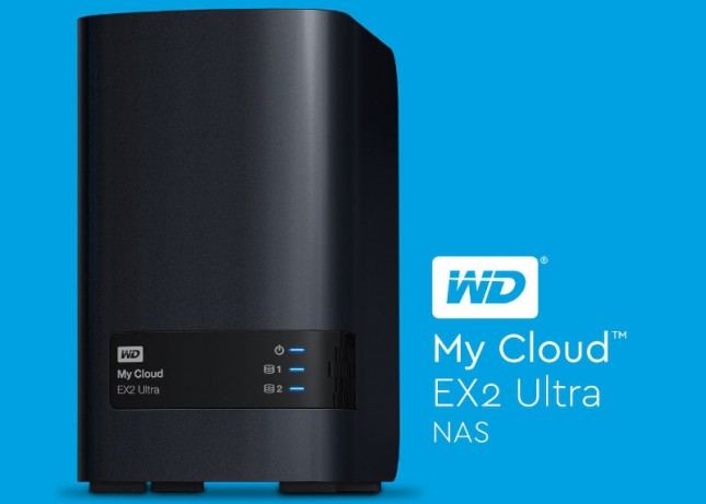 WD My Cloud EX2 Ultra