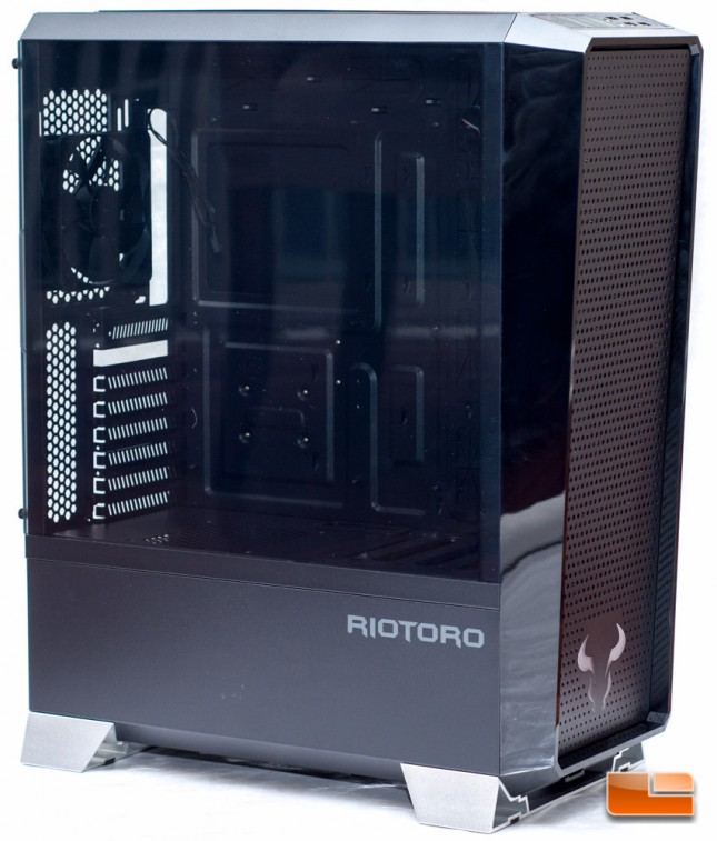 RIOTORO Prism CR1280 - Left Side