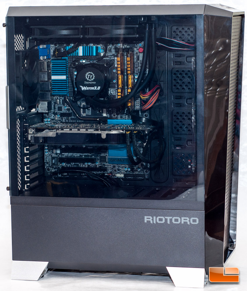 Riotoro Prism Cr1280 Full Tower Chassis Review Page 3 Of