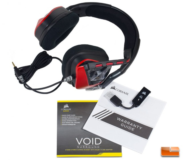 Corsair VOID Surround
