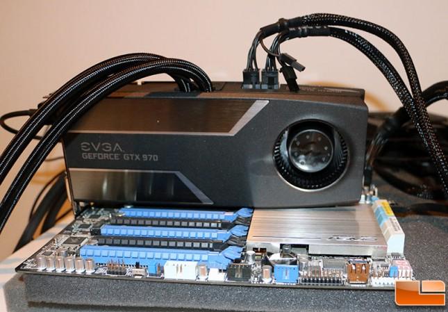 GTX 970 Hybrid Test System