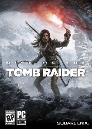 Rise of the Tomb Raider PC Box Art