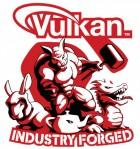 Vulkan Logo