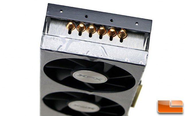 XFX Radeon R9 Fury Heatpipes