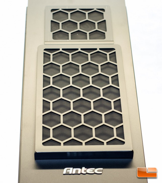 Antec P380 - Front Filter