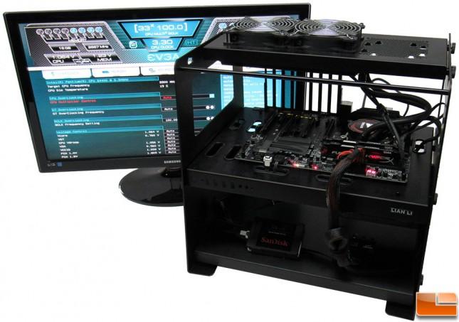 Intel Pentium G4400 Test Bench