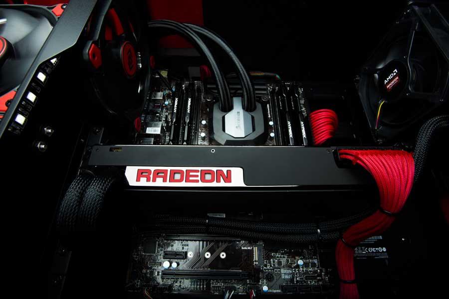 AMD Radeon Pro Duo  New Flagship Desktop Graphics Card  Legit Reviews # Wasbak Pro Duo_113022