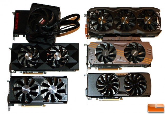 DX12 GPUs Tested
