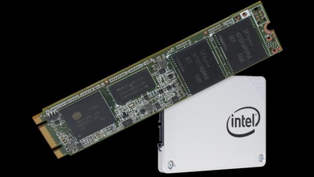 Intel SSD E 5400s Series