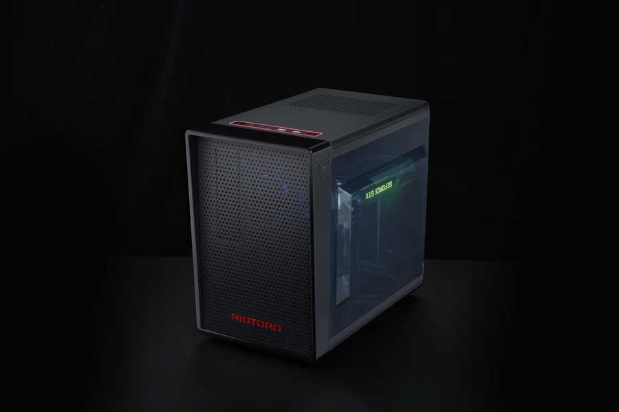 Riotoro Cr1080 Compact Atx Pc Case Announced Legit Reviews