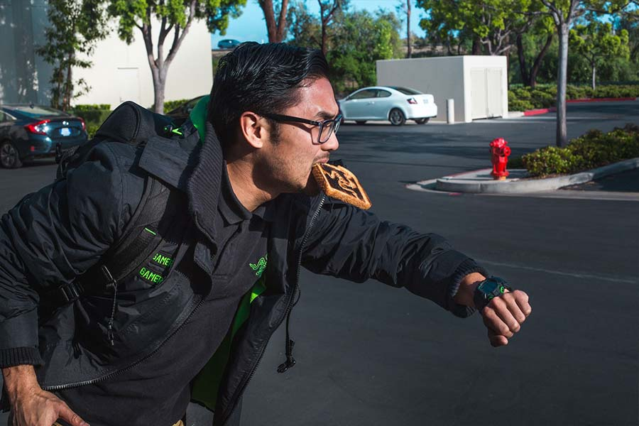 Project Breadwinner The Razer Toaster Made For Gamers