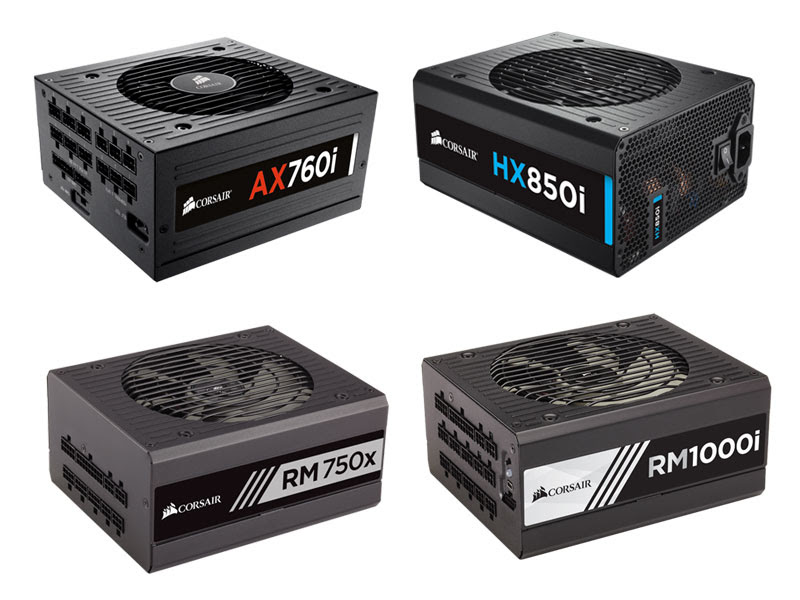 Corsair Extends Select PSU Warranties from 7 Years to 10 Years ...