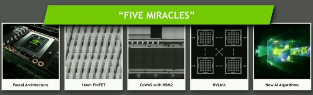 Pascal Five Miracles