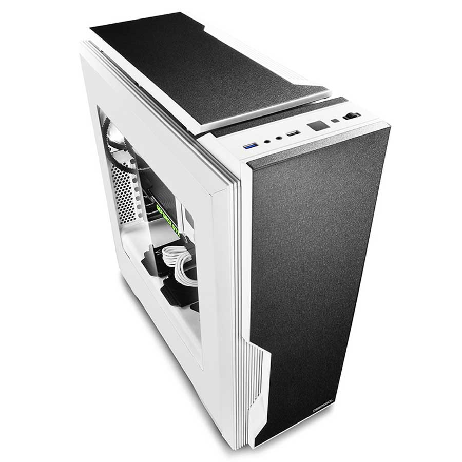 V2: DEEPCOOL DUKASE V2 ATX Chassis Coming June For $74.99