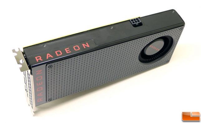 AMD Radeon RX 480 Video Card