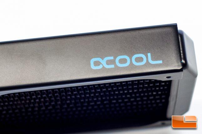 Alphacool Eisbaer - Logo
