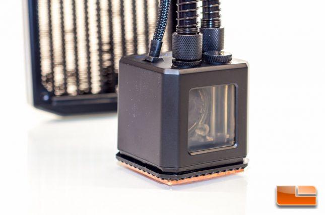 Alphacool Eisbaer - Pump Side