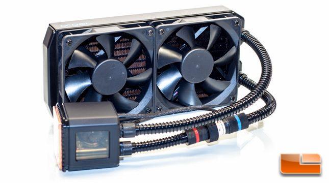 240mm AIO Liquid CPU Cooler
