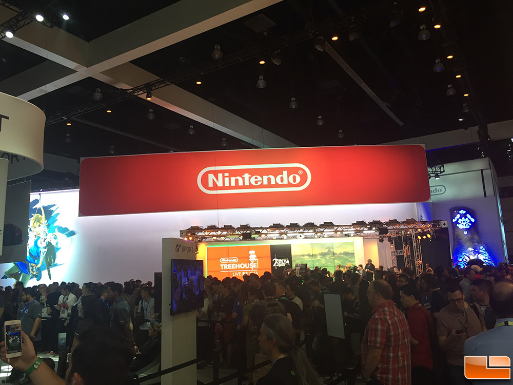 nintendo steps towards immersion at e3 treehouse