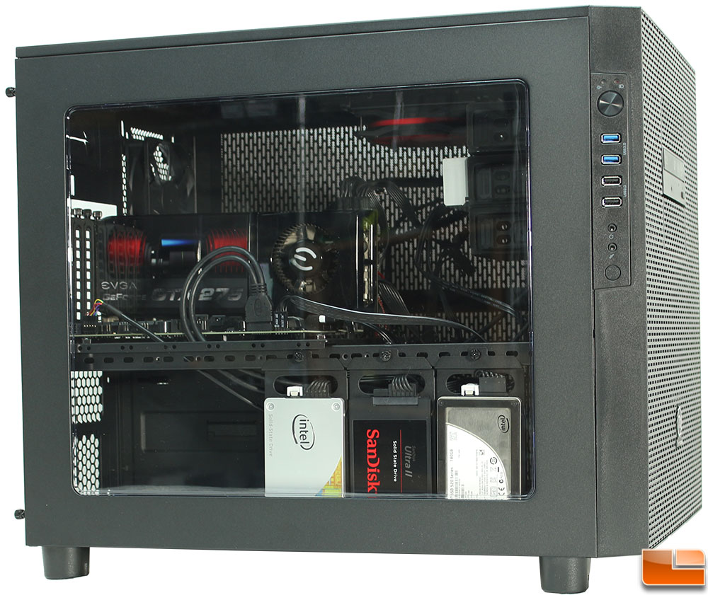thermaltake core x5 cube chassis review page 5 of 5 legit reviewsfinal thoughts and conclusions. Black Bedroom Furniture Sets. Home Design Ideas
