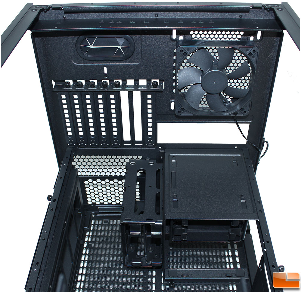 thermaltake core x5 cube chassis review page 3 of 5 legit reviewsthermaltake core x5 interior. Black Bedroom Furniture Sets. Home Design Ideas