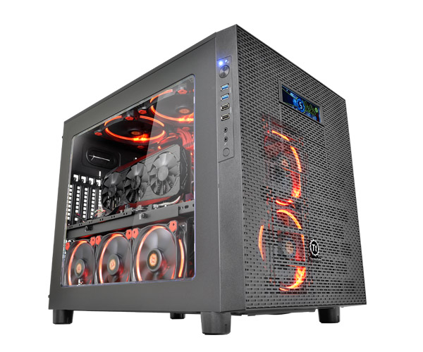 thermaltake core x5 cube chassis review legit reviewsthermaltake core x5 cube chassis