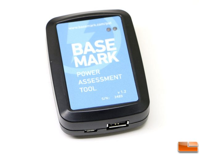 Basemark Power Assessment Tool