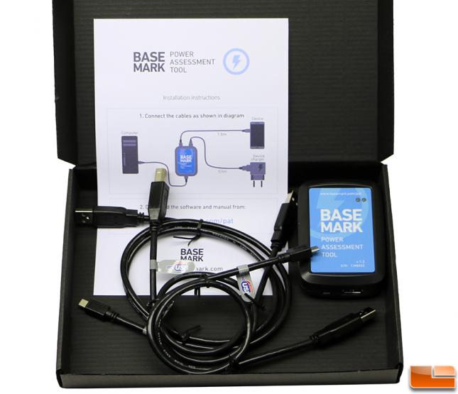 Basemark PAT USB Cables