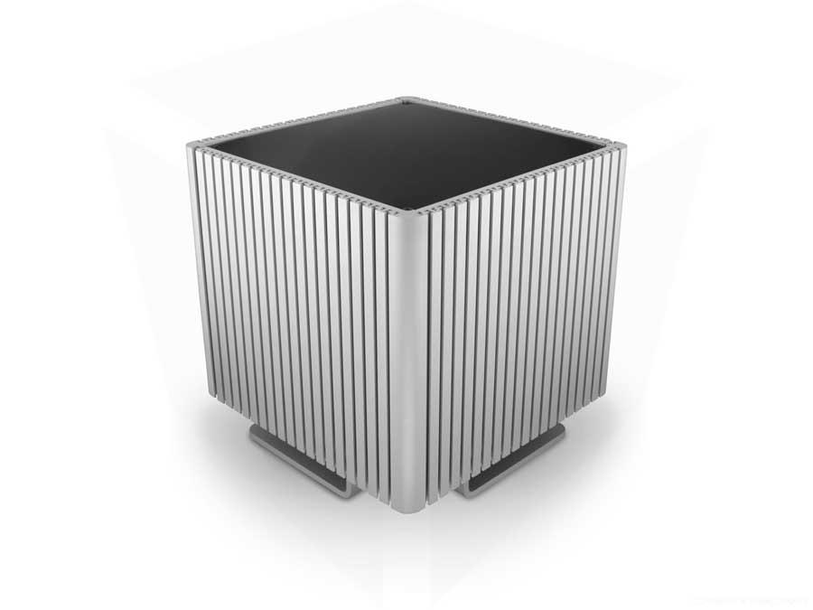 Streacom db4 fanless mini itx pc case announced legit for Case itx fanless